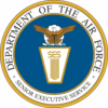 USAF Senior Executive Service clip art