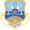 US Central Air Force command clip art