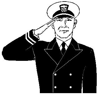 soldier army military sailor saluting