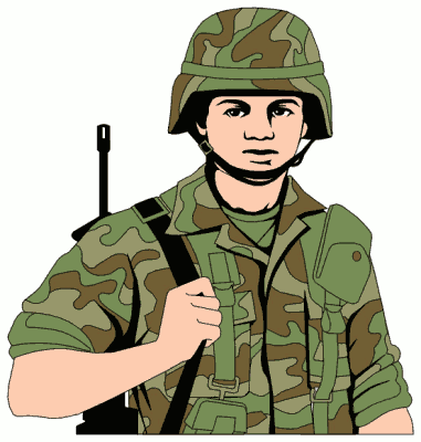 soldier army military soldier 4