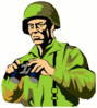 soldier army military soldier1 clip art