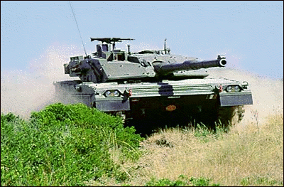 military army vehicle Ariete Italy