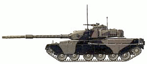 military army vehicle Chieftain