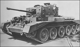 military army vehicle Cromwell Tank