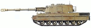 military army vehicle Palmaria