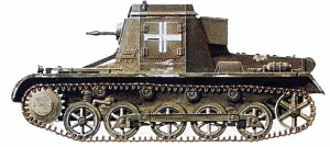 military army vehicle SdKfz 265