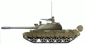 military army vehicle Type 69