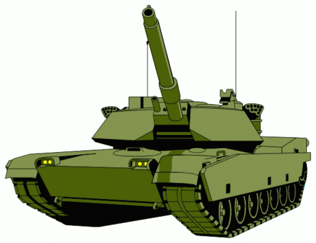 military army vehicle M1DET