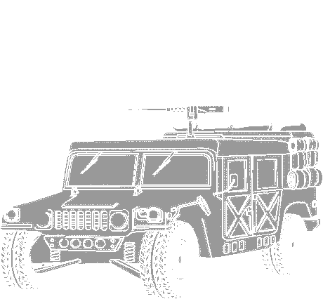 military army vehicle hummer 01