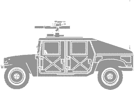 military army vehicle hummer 02
