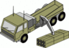 military army vehicle 037 clip art