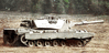 military army vehicle Leopard 2 Germany clip art