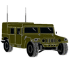 military army vehicle hummer 05 clip art