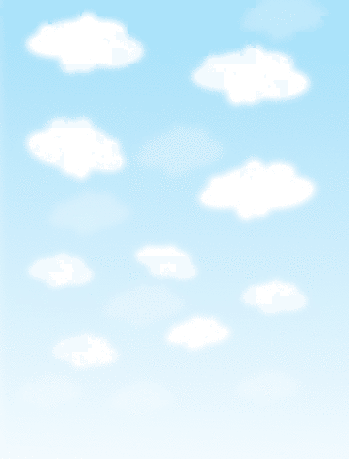 sky with clouds page