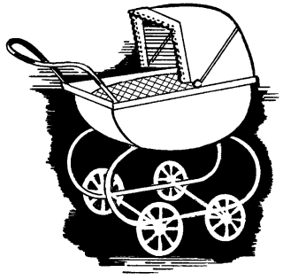 Baby baby carriage