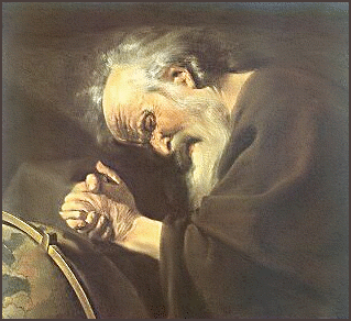 Philosopher Heraclitus