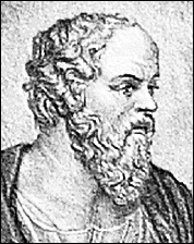 Philosopher socrates