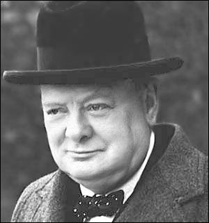Politics Churchill