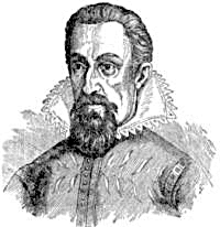 Science Johannes Kepler