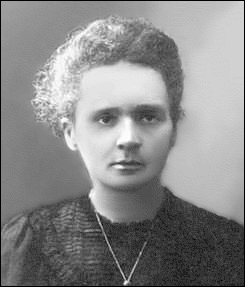 Science Marie Curie 1