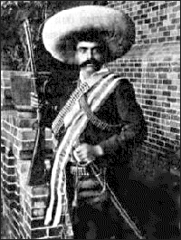 Warriors Emiliano Zapata