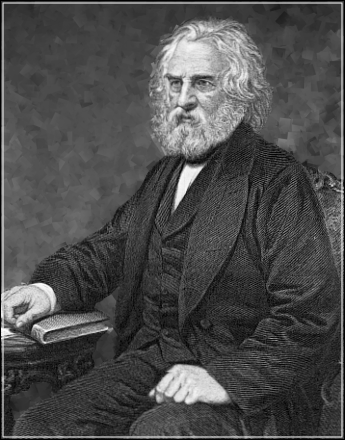Writer Henry Wadsworth Longfellow