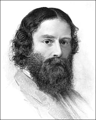Writer James Russell Lowell