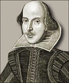 Writer William Shakespeare