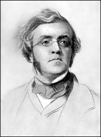 Writer William Thackeray
