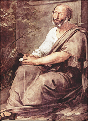 Philosopher Aristotle