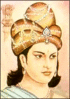 Ashoka the Great clip art