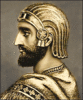 Cyrus the Great clip art