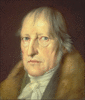 Philosopher Georg Hegel clip art