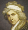 Philosopher Mary Wollstonecraft clip art