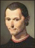 Philosopher Niccolo Machiavelli clip art