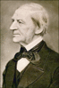 Philosopher Ralph Waldo Emerson clip art