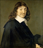 Philosopher Rene Descartes clip art