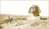 Warriors Napoleon and the Sphinx clip art