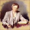 eleanor roosevelt portrait2 clip art