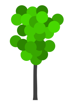 cartoon tree 01