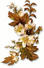 autumn blooms clip art