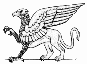 Mythology Griffin