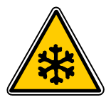 Safety Yellow BasseTemperature