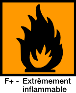 Safety Yellow extremement inflammable 01