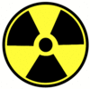 Safety radioactive sign 02 clip art