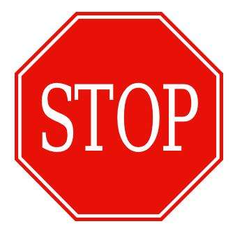 Street Road Sign stop