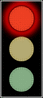 Traffic Lights red light full color clip art