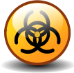 smiley biohazard