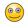 smiley100 clip art
