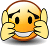 smiley 2 thumbs up clip art